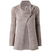 Buy White Stuff Rosemary Cardigan, Cocoa Online at johnlewis.com