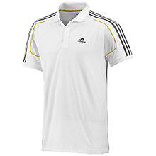 Buy Adidas Response Traditional Polo Shirt Online at johnlewis.com