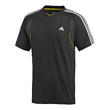 Buy Adidas Response Tennis T-Shirt Online at johnlewis.com