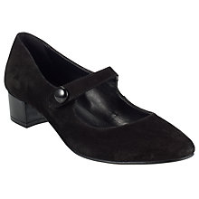 Buy John Lewis Aragon Suede Mary-Jane Court Shoes Online at johnlewis.com