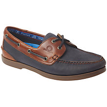 Buy Chatham Marine Bermuda Leather Boat Shoes Online at johnlewis.com