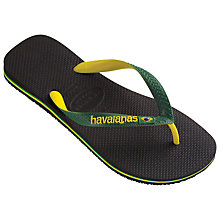 Buy Havaianas Brasil Mix Flip Flops Online at johnlewis.com