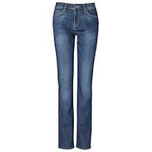Buy Phase Eight Tina Jeans, Denim Blue Online at johnlewis.com