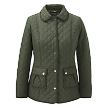 Buy Viyella Riding Jacket, Khaki Online at johnlewis.com