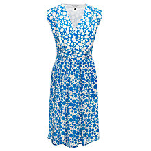 Buy COLLECTION by John Lewis Kimberley Spot Dress, Blue Online at johnlewis.com