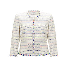 Buy COLLECTION by John Lewis Ruth Tweed Jacket, Multi Online at johnlewis.com