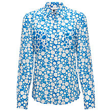 Buy COLLECTION by John Lewis Lauren Shirt, Blue Online at johnlewis.com