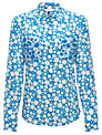 COLLECTION by John Lewis Lauren Shirt, Blue