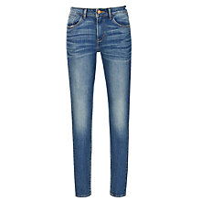Buy Levi's Curve ID - Demi Curve High Rise Skinny Jeans, Bright Light Online at johnlewis.com