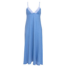 Buy DKNY Serene Dreams Nightdress, Baltic Online at johnlewis.com