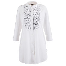 Buy DKNY Dropped Hem Nightshirt Online at johnlewis.com