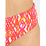 Buy John Lewis Ikat Bikini Briefs, Pink/Orange Online at johnlewis.com