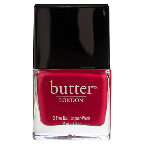 Buy Butter™ LONDON Nail Lacquer, 11ml Online at johnlewis.com