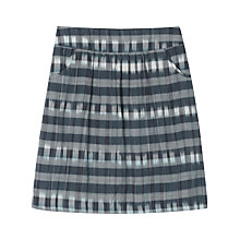 Buy Seasalt Demelza Skirt, Ikat Indigo Online at johnlewis.com