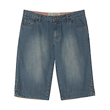 Buy Seasalt Sonar Shorts, Light Wash Online at johnlewis.com