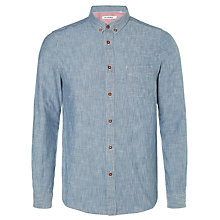 Buy Ben Sherman End On End Long Sleeve Shirt Online at johnlewis.com