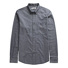 Buy Ben Sherman Oxford Spotted Long Sleeved Shirt Online at johnlewis.com