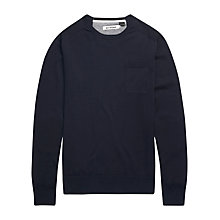 Buy Ben Sherman Crew Neck Jumper Online at johnlewis.com