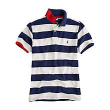 Buy Joules Filbert Stripe Polo Shirt Online at johnlewis.com