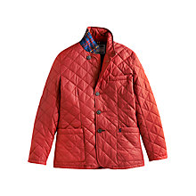 Buy Joules Hillwood Quilted Blazer Jacket Online at johnlewis.com