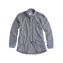Buy Joules Rudhall Gingham Check Shirt Online at johnlewis.com