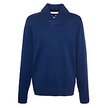 Buy Tommy Hilfiger Mason Shawl Neck Jumper Online at johnlewis.com