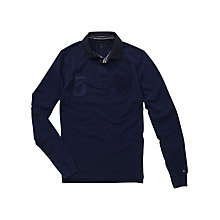 Buy Tommy Hilfiger Rick Plain Rugby Top Online at johnlewis.com