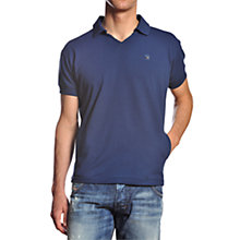 Buy Diesel T-Beck Polo Shirt, Navy Online at johnlewis.com