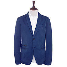 Buy Diesel Jime Slim Fit Cotton Blazer Online at johnlewis.com