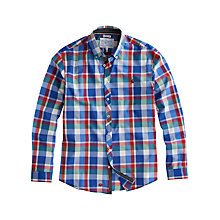 Buy Joules Harewell Large Check Shirt Online at johnlewis.com