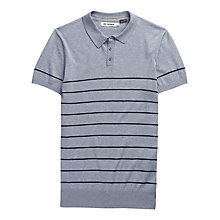Buy Ben Sherman Striped Polo Shirt Online at johnlewis.com