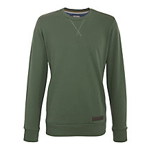 Buy Diesel Sleaffy Crew Neck Jumper Online at johnlewis.com