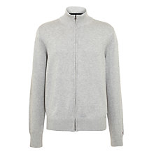 Buy Tommy Hilfiger Atlantic Zip Through Top Online at johnlewis.com