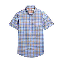 Buy Ben Sherman Mini Check Shirt Online at johnlewis.com