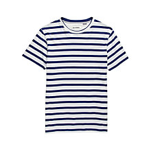Buy Ben Sherman Crew Neck Striped T-Shirt Online at johnlewis.com