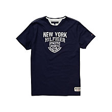 Buy Tommy Hilfiger Bill T-Shirt Online at johnlewis.com