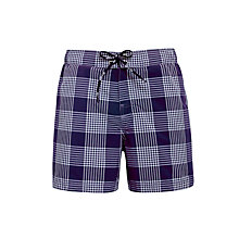 Buy Tommy Hilfiger Campbell Check Swim Shorts Online at johnlewis.com
