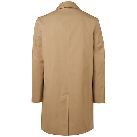Buy Aquascutum Slim Broadgate Raincoat Online at johnlewis.com