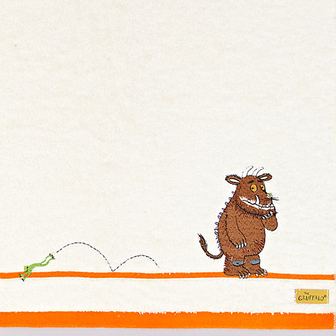 Buy Gruffalo Children's Towels, Multi Online at johnlewis.com