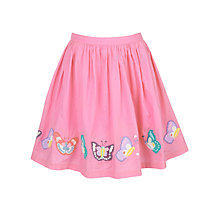 Buy John Lewis Girl Butterfly Applique Skirt Online at johnlewis.com