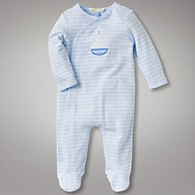 Buy John Lewis Baby Layette Boat All In One Online at johnlewis.com