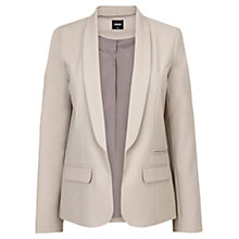 Buy Oasis Kerry Tailored Jacket, Natural Online at johnlewis.com