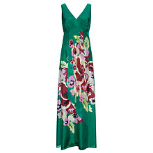 Buy John Lewis Willow Dress, Jade Online at johnlewis.com