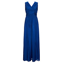 Buy John Lewis Rhiannon Dress, Indigo Online at johnlewis.com