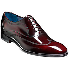 Buy Barker Ainslie Lace Up Oxford Shoes Online at johnlewis.com