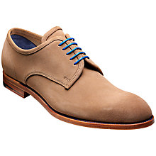 Buy Barker Edwards Suede Derby Shoes Online at johnlewis.com