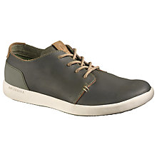 Buy Merrell Freewheel Trainers, Olive Online at johnlewis.com
