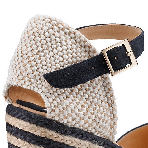 Buy Somerset by Alice Temperley Honeysuckle Two Part Sandals Online at johnlewis.com