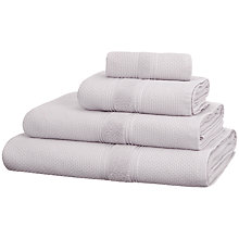 Buy John Lewis Croft Collection Waffle Terry Towels Online at johnlewis.com