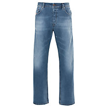 Buy Diesel Larkee 811E Relaxed Fit Jeans Online at johnlewis.com
